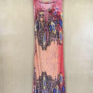Dresses & Skirts - Long Maxi Spaghetti Straps Dress/Size Medium